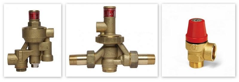 valve in plumbing