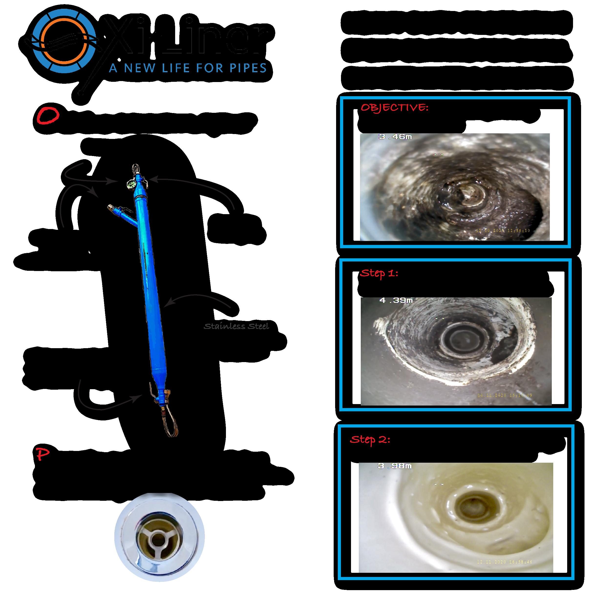 Oxi Liner Pipe Epoxy Coating